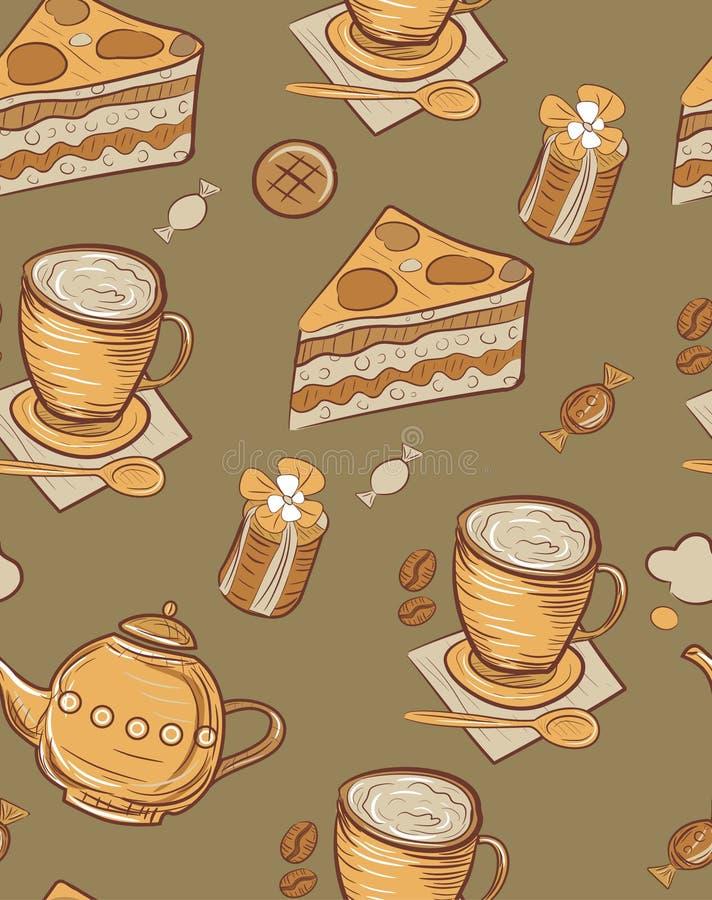 sweeties stock illustrationer