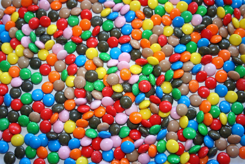 Sweeties imagem de stock royalty free
