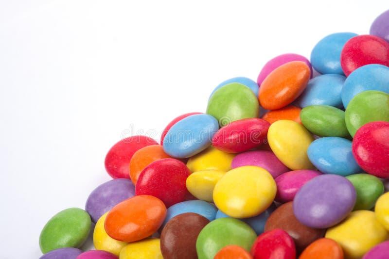 Sweeties diagonalmente fotografia stock libera da diritti