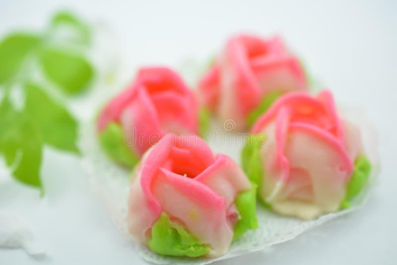 Sweetmeat тайский стоковое фото rf