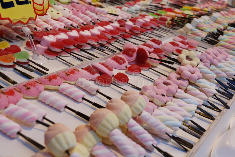 sweetmeat arkivfoto