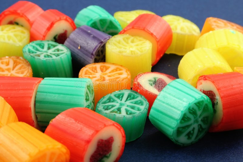 Sweets royalty free stock photography