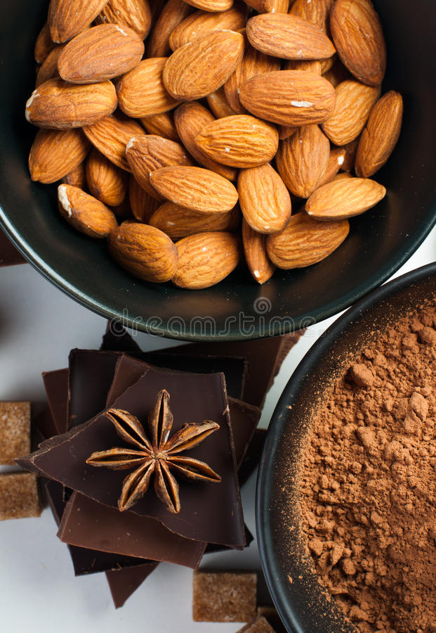 Download Sweets concept closeup stock image. Image of anise, chocolate - 34017995