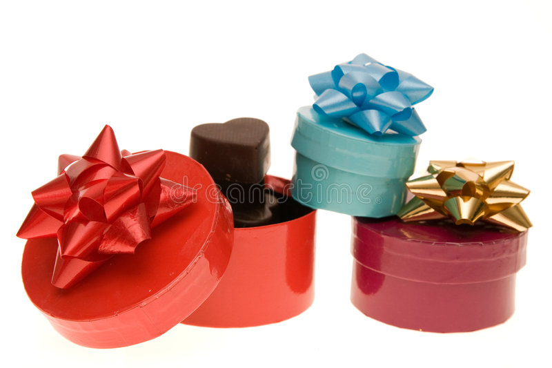 sweets niespodzianka fotografia stock