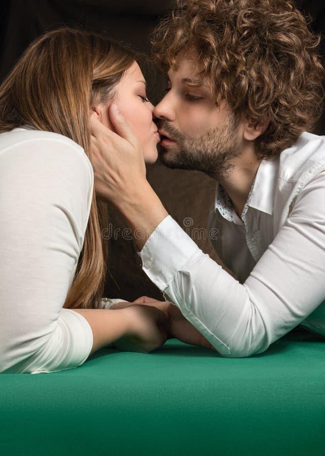 sweets pocałunek zdjęcie royalty free