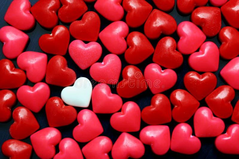 sweets serca obrazy royalty free