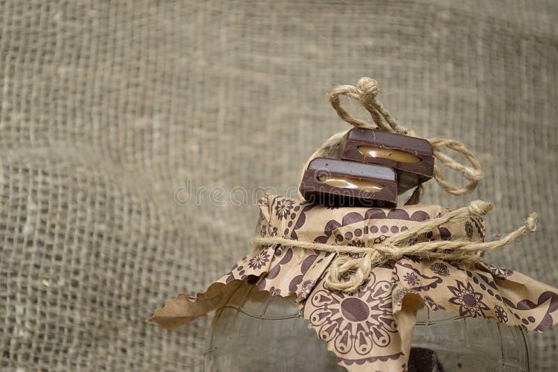 sweets truflowi czekolady odizolowanych zdjęcia stock