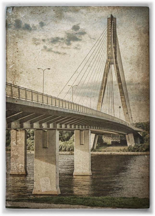 Swietokrzyski桥梁 免版税库存照片