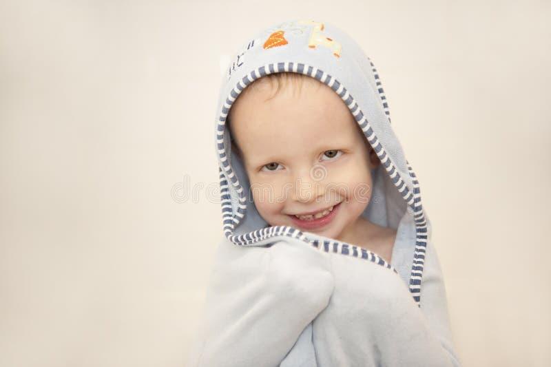 swim мальчика ванны стоковое фото rf