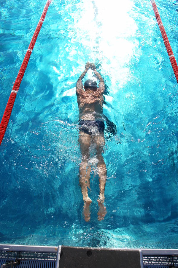 Download Swimmer stock photo. Image of healthy, exertion, swim - 18833076