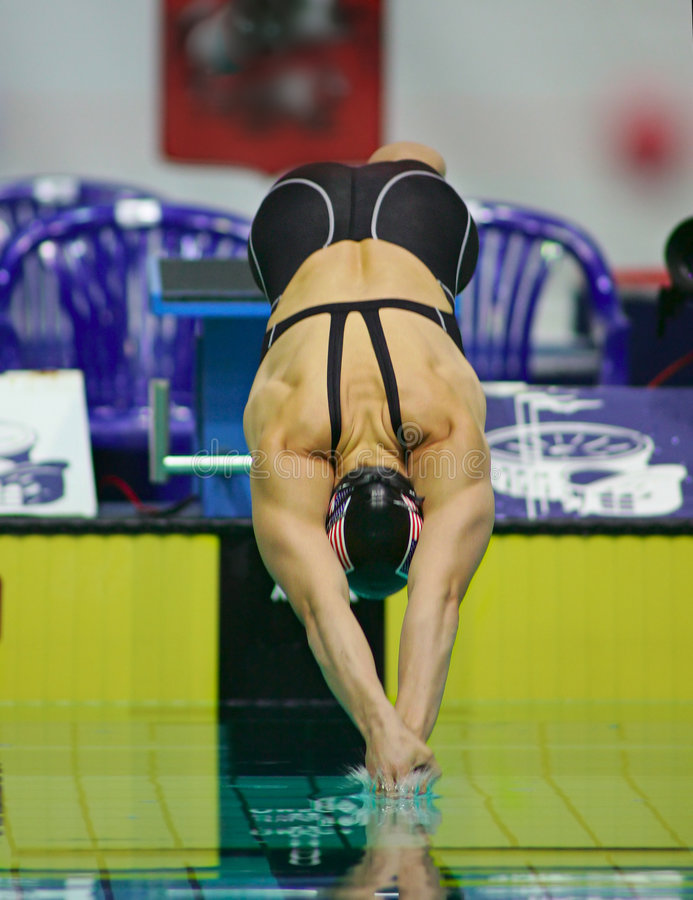Download Swimmer stock image. Image of time, speed, muscular, summer - 2102145