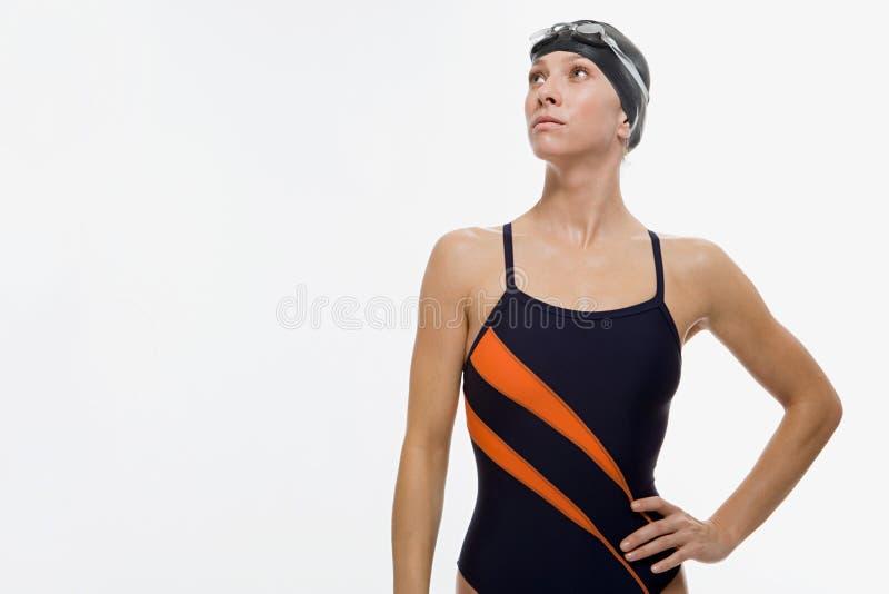swimmer fotografia de stock royalty free