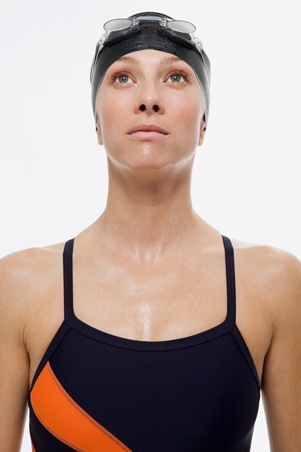 swimmer imagens de stock