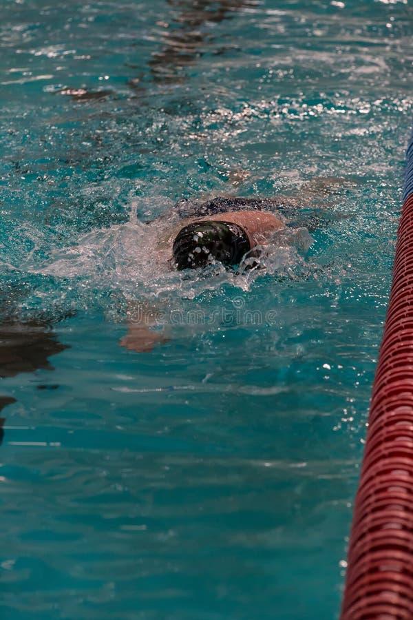swimmer imagens de stock royalty free