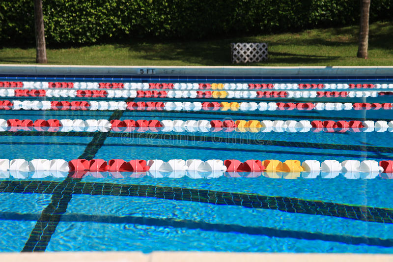 Download Swimming competition Pool stock image. Image of outside - 27897133