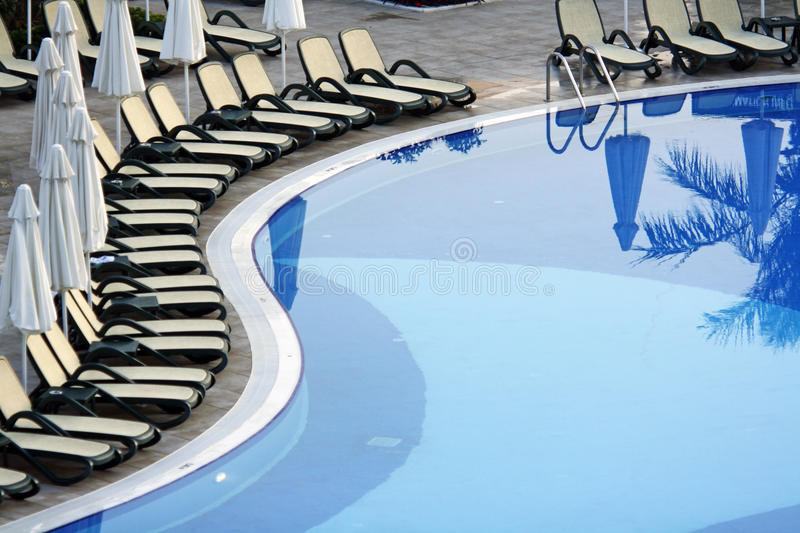 Download Swimming pool stock image. Image of deck, ocean, paradise - 10346933