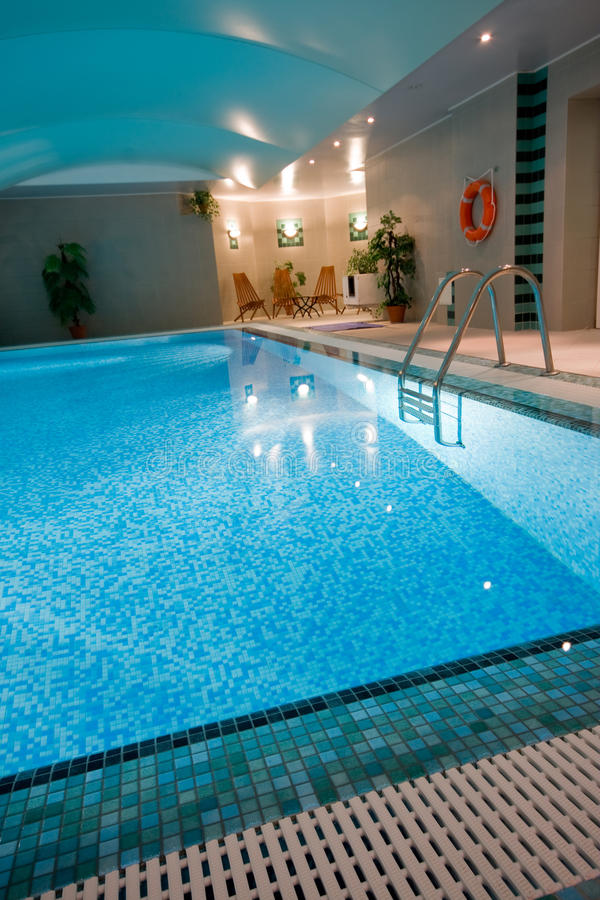 Download Swimming pool stock image. Image of chair, effect, plant - 17662155