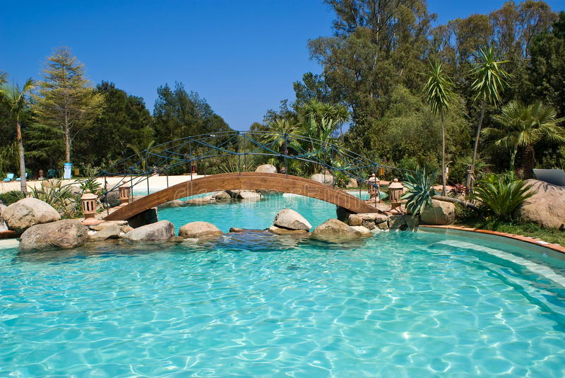 Download Swimming pool stock image. Image of blue, recreation - 20806813