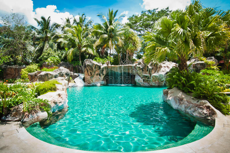 Download Swimming Pool Stock Image - Image: 24506101