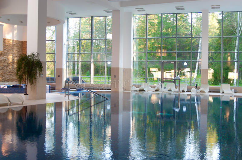 Download Swimming pool stock photo. Image of forest, clean, jacuzzi - 28977718