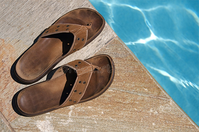 Download Swimming Pool stock photo. Image of pool, travel, shoes - 5708930