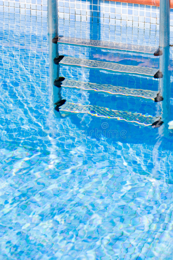 Swimming-pool 6 imagem de stock