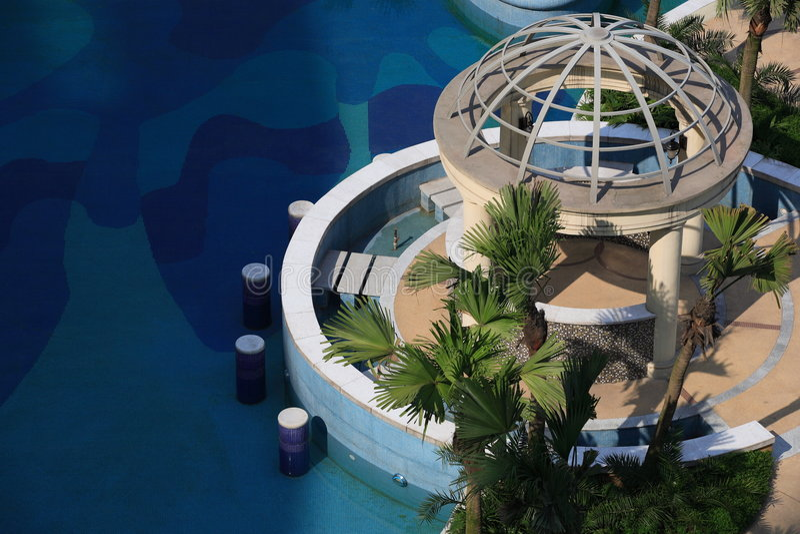 Download Swimming Pool Royalty Free Stock Image - Image: 9112026
