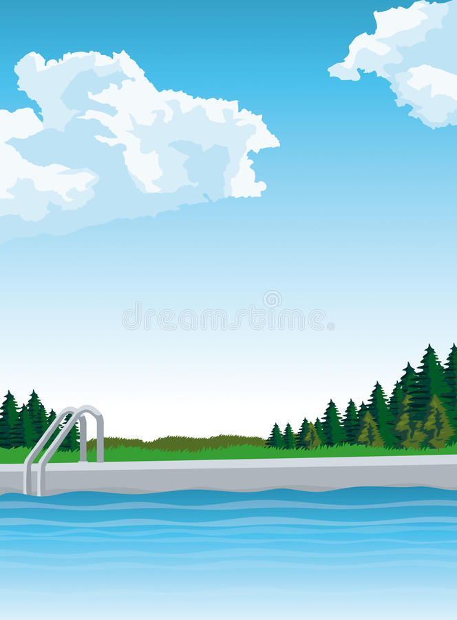 Download Swimming Pool Royalty Free Stock Image - Image: 9662986