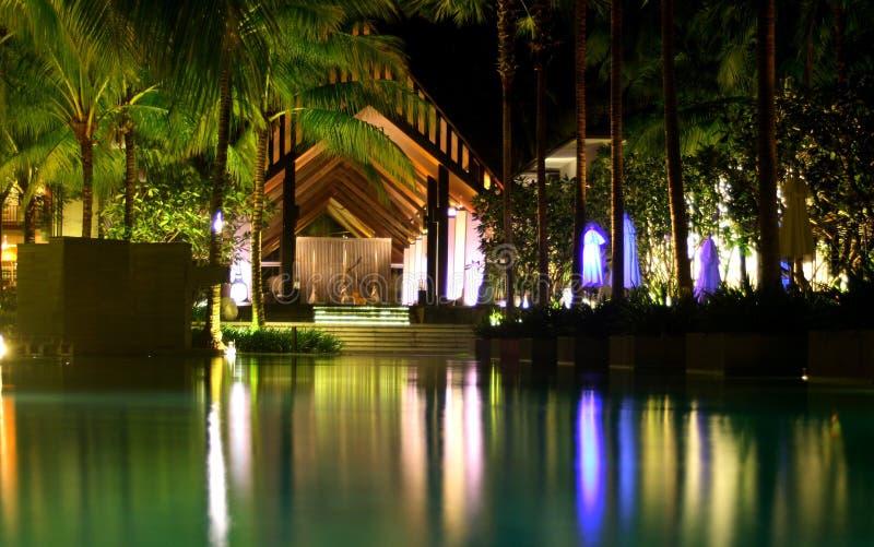 Download Swimming pool area stock photo. Image of hotel, swim - 14776484