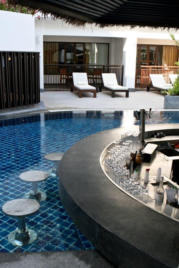 Download Swimming Pool Bar Stock Images - Image: 7890844