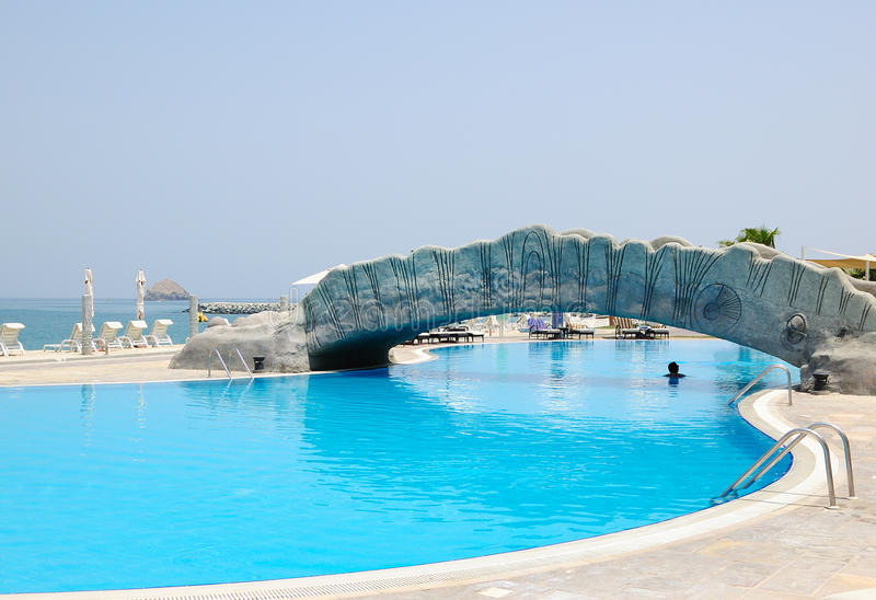 Download Swimming Pool At Hotel Recreation Area Stock Photo - Image: 11669404