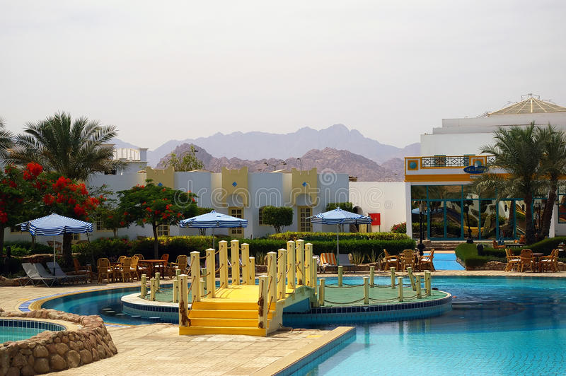 Download Swimming Pool Of The Resort Stock Photography - Image: 13501582