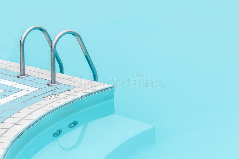 Download Swimming Pool With Stair Close Up Stock Photo - Image: 29747782