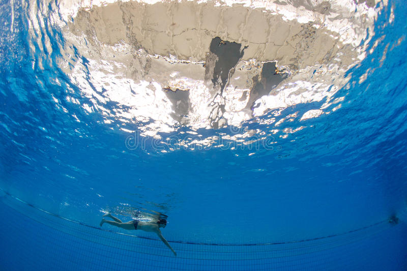 Download Swimming training stock image. Image of pool, flash, swim - 28434017