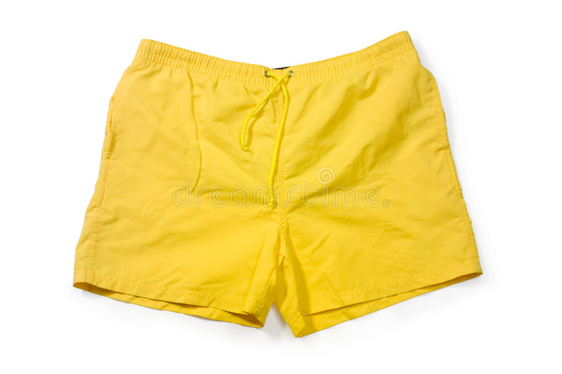 Swimming Trunks Royalty Free Stock Photo