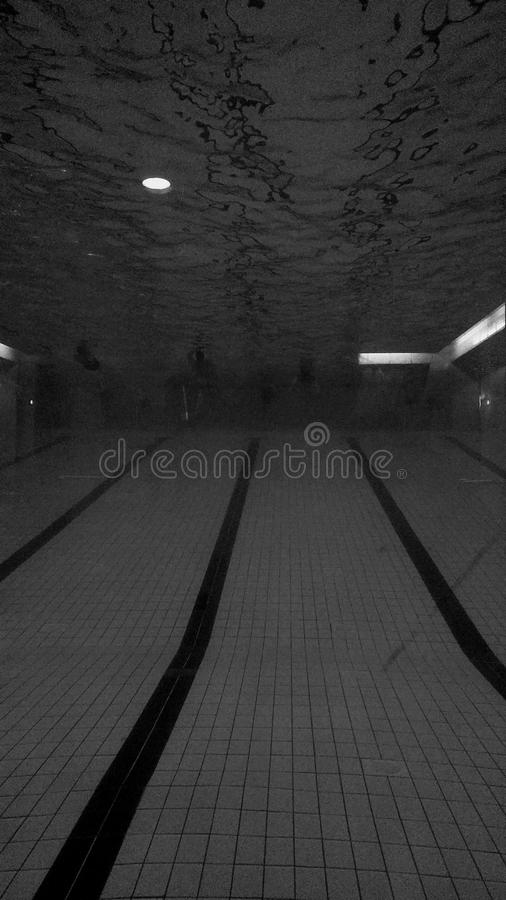 Swimminghall photos stock