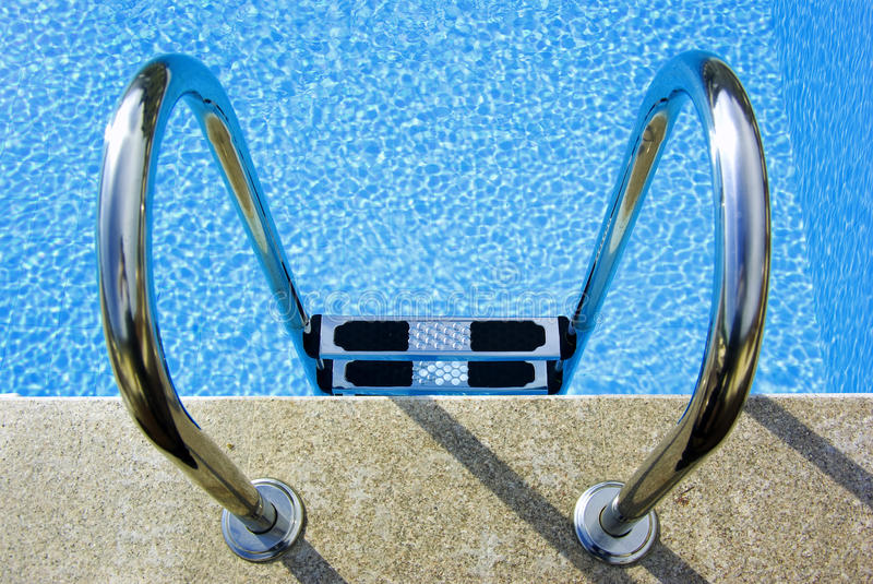 Swimmingpool Lizenzfreies Stockbild