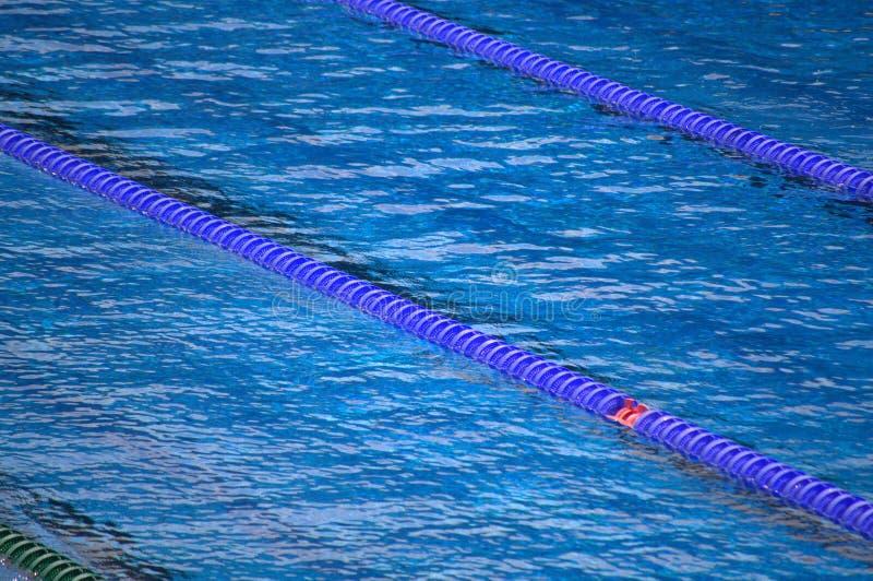 Swimmingpoolwege stockbilder