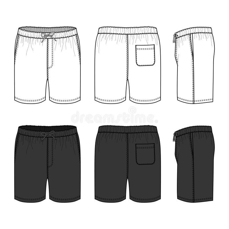 Swimpants vector illustration