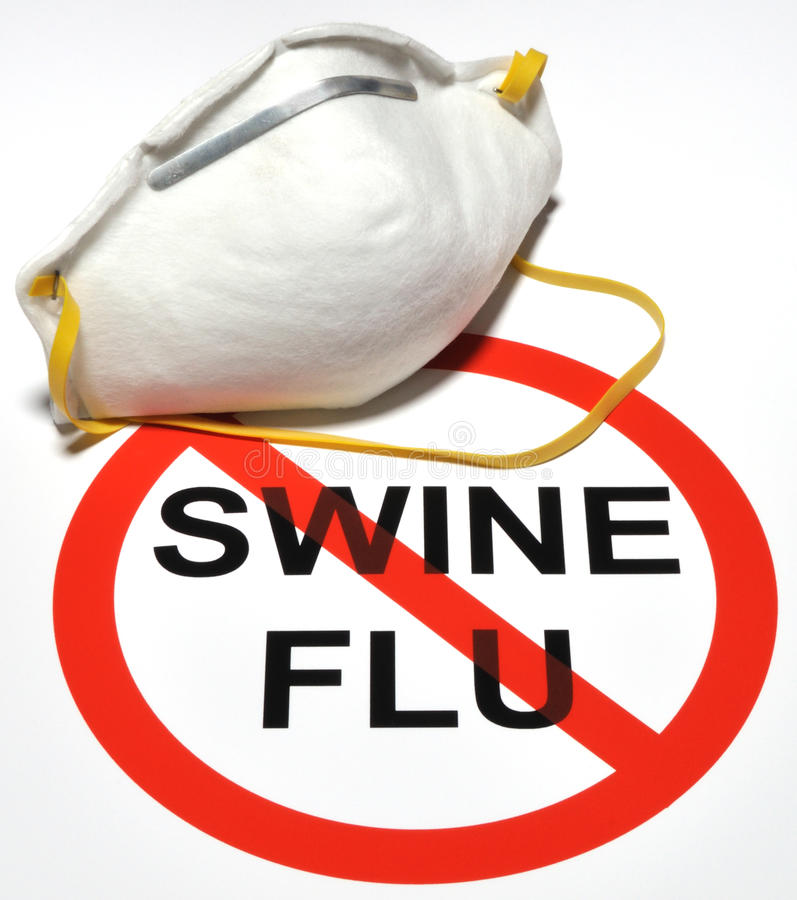Download Swine Flu Prevention stock illustration. Image of infectious - 10838924