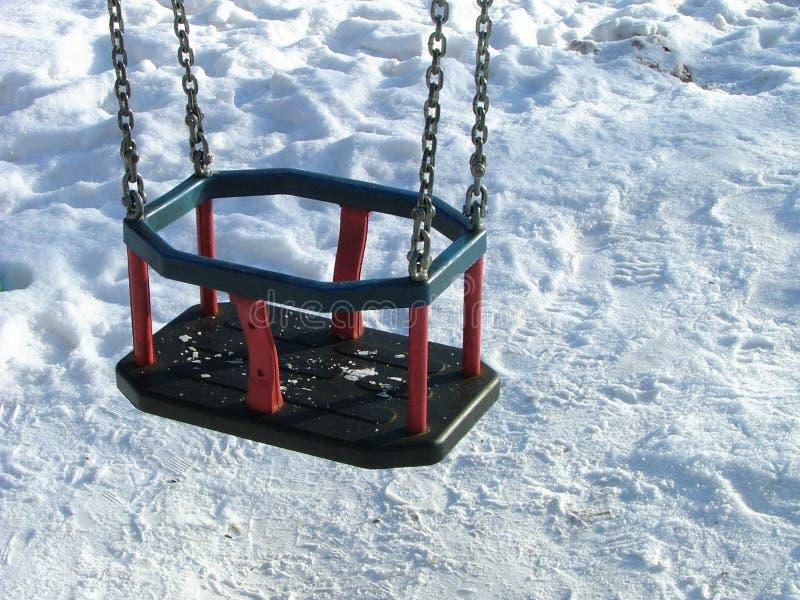swing royaltyfri fotografi