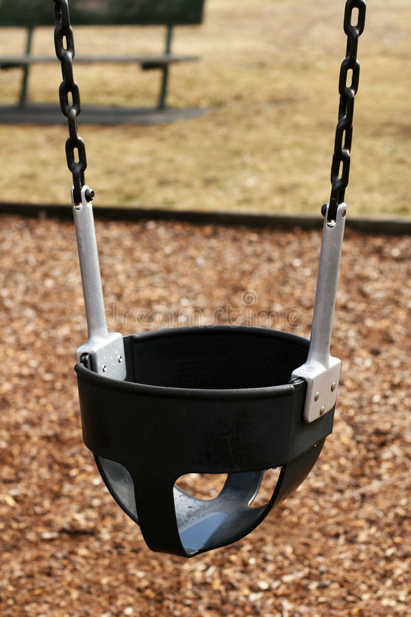 Download Swing stock photo. Image of chain, park, child, seat, play - 2218214