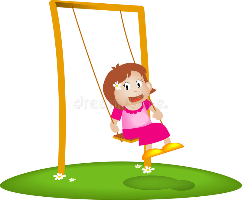 Swing vector illustration