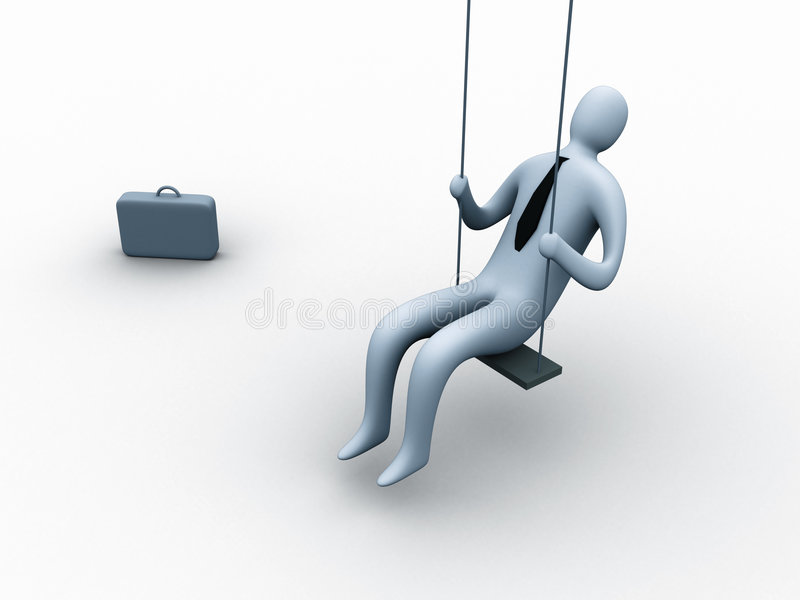 swing stock illustrationer