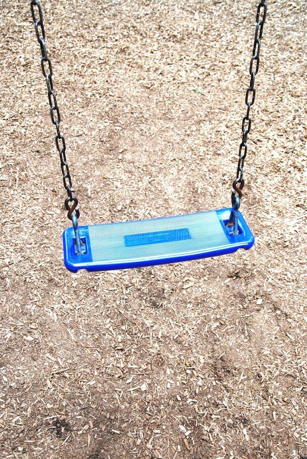 swing för tom set arkivfoton