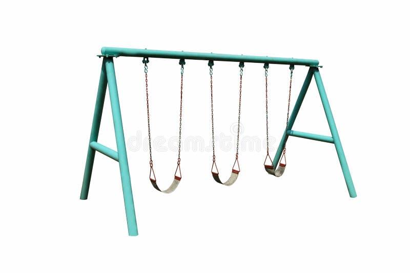 Swing for kid stock image