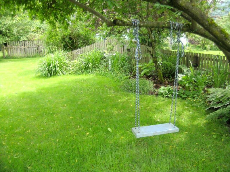 swing liny zdjęcia stock