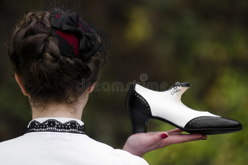 Download Swing Shoes Stock Photography - Image: 16621872