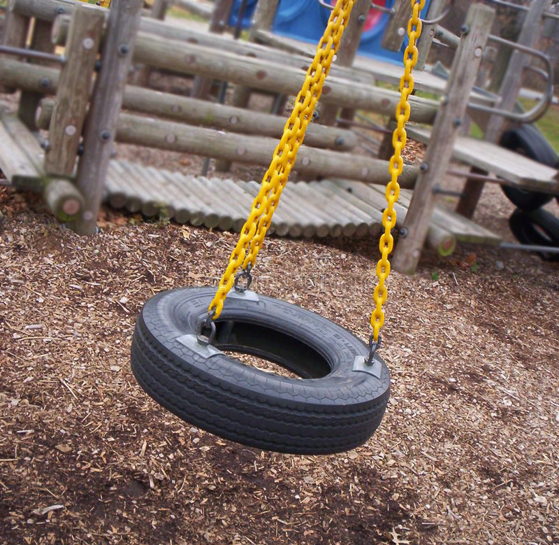 Download Swing time stock image. Image of activity, round, spring - 42517
