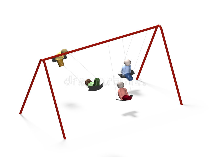Swinging Stock Images